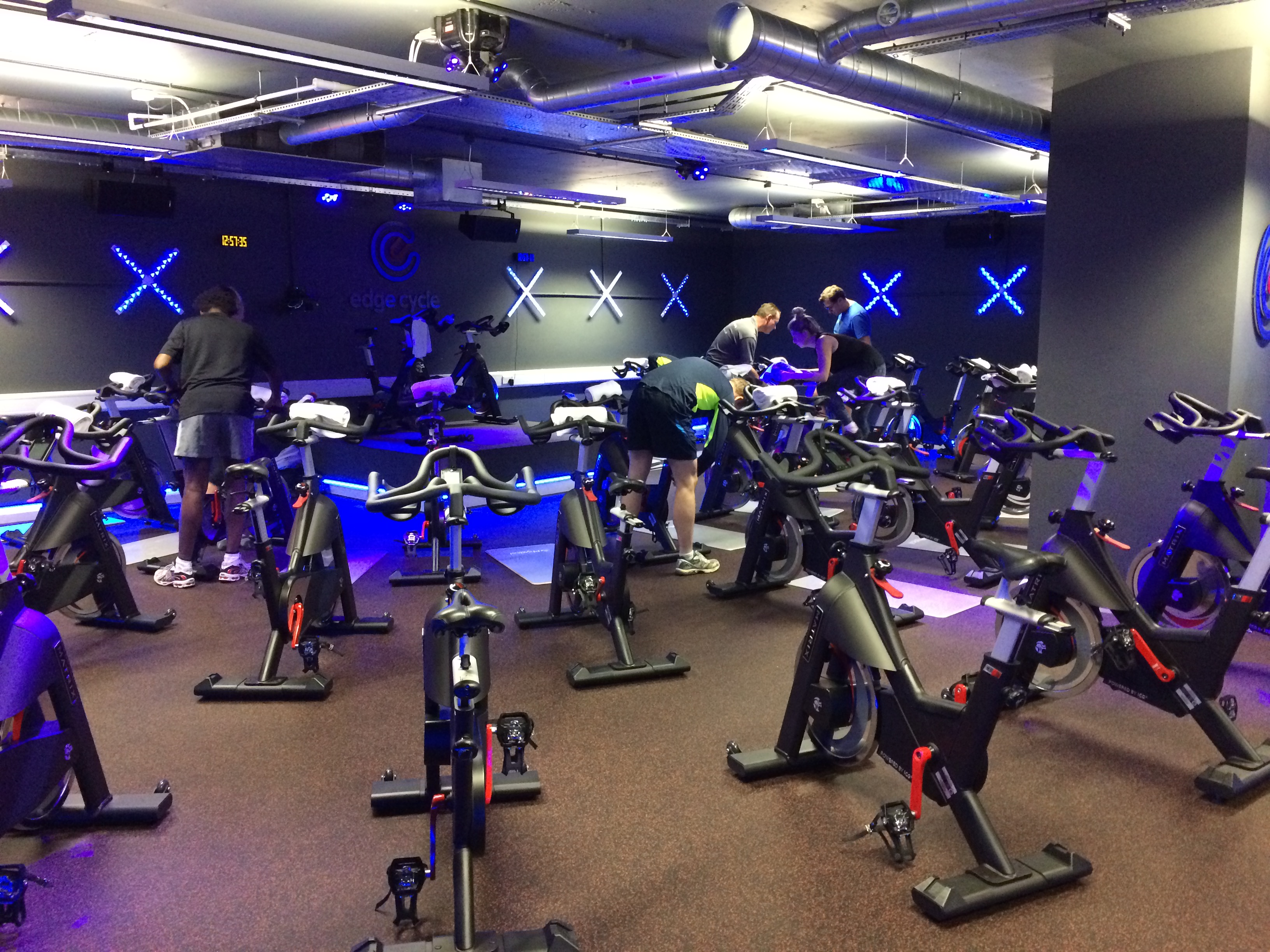 Edge Cycle Studio